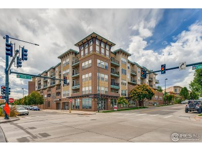 Denver Condo/Townhouse For Sale: 1441 Central St #307