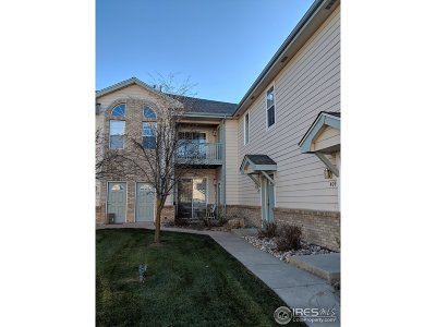 Greeley Condo/Townhouse For Sale: 5151 29th St