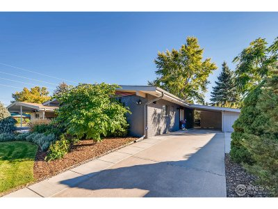 Denver Single Family Home For Sale: 1581 S Dexter Way