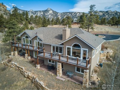 Estes Park Condo/Townhouse For Sale: 316 Overlook Ct