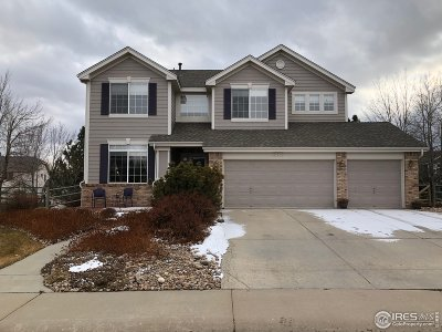 Longmont Single Family Home For Sale: 11710 Beasly Rd