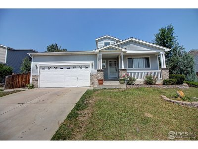 Thornton CO Single Family Home For Sale: $355,000