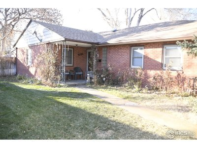 Longmont Single Family Home For Sale: 1145 Venice St