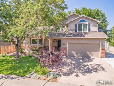 Loveland Single Family Home For Sale: 1151 W 45th St