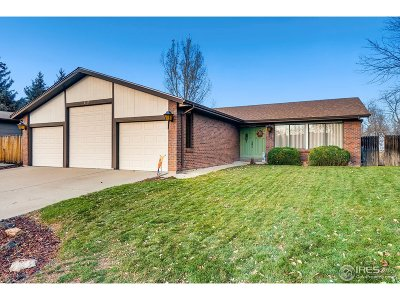 Arvada Single Family Home For Sale: 8339 W 75th Way