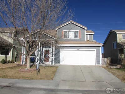 Fort Collins Single Family Home For Sale: 3908 Gardenwall Ct