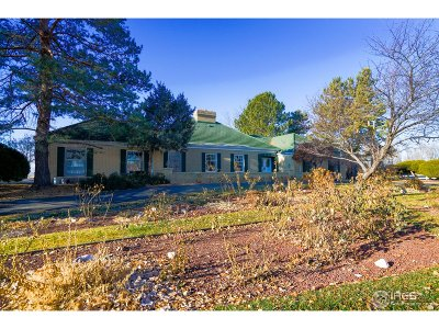 Weld County Single Family Home For Sale: 7233 County Road 72