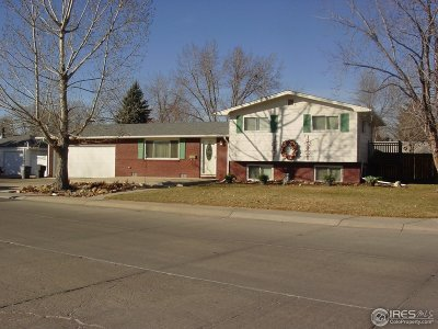 Longmont Single Family Home For Sale: 1726 12th Ave