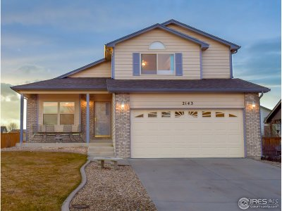 Greeley Single Family Home For Sale: 2143 72nd Ave