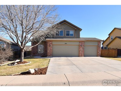 Greeley Single Family Home For Sale: 2314 72nd Ave Ct
