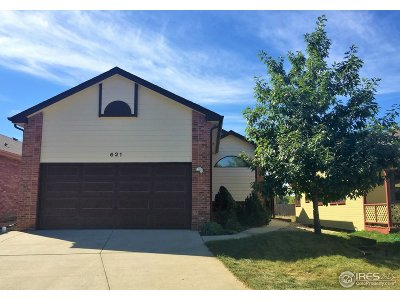 Longmont Single Family Home For Sale: 621 Wade Rd