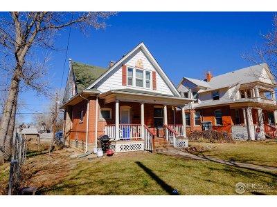 Boulder CO Multi Family Home For Sale: $940,000