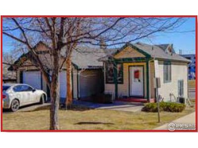 Boulder Multi Family Home For Sale: 2665 Colorado Ave