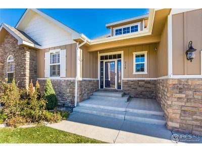 Greeley CO Single Family Home For Sale: $509,900