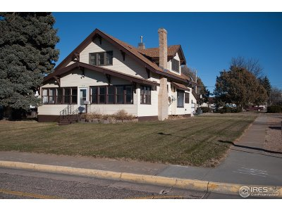 Yuma County Single Family Home For Sale: 440 Blake St