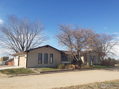 Kersey Single Family Home For Sale: 25425 County Road 53