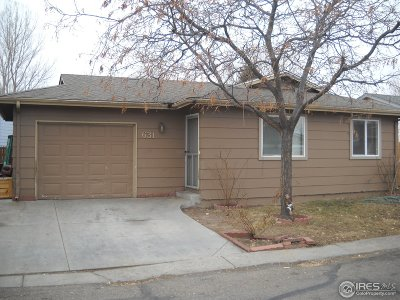 Fort Collins Single Family Home For Sale: 631 Countryside Dr