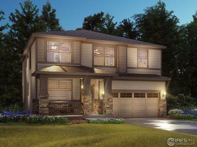 Erie Single Family Home For Sale: 664 Bear Peak Rd
