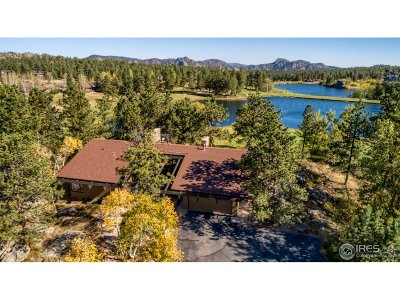 Red Feather Lakes Single Family Home For Sale: 150 Lakota Ct