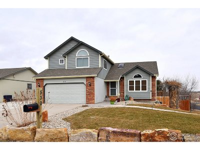 Single Family Home Active-Backup: 530 Ruby Dr