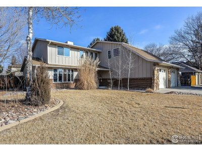Loveland Single Family Home For Sale: 2719 Granada Dr