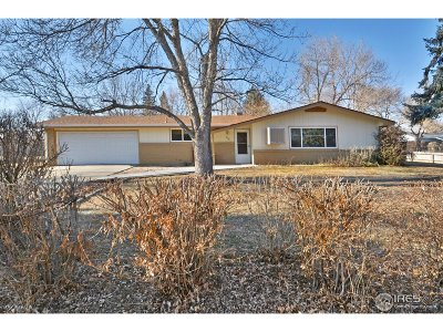 Longmont Single Family Home For Sale: 12765 Columbine Dr