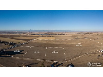 Greeley Residential Lots & Land Active-Backup: Aa St