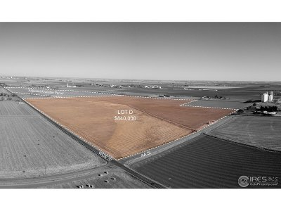 Greeley Residential Lots & Land For Sale: Aa St