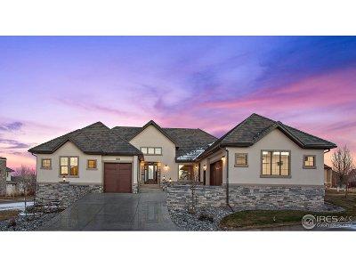 Longmont Single Family Home For Sale: 4146 Heatherhill Cir