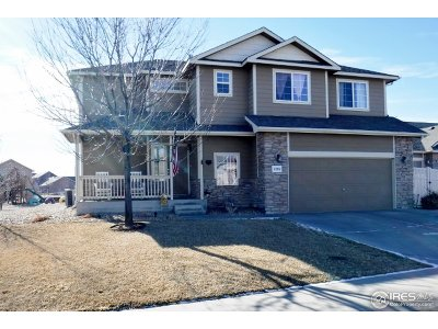 Firestone Single Family Home For Sale: 5282 Bowersox Pkwy