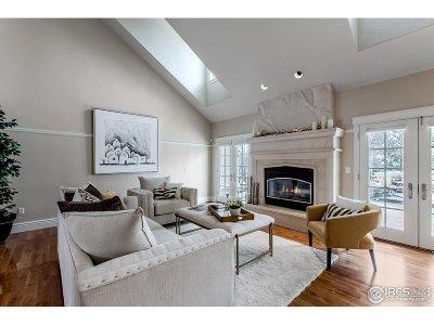 Longmont Single Family Home For Sale: 7677 Portico Pl