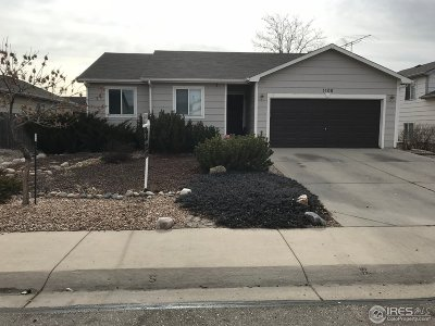 Greeley Single Family Home For Sale: 1108 E 25th St Rd