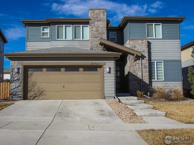 Commerce City Single Family Home For Sale: 10755 Telluride St
