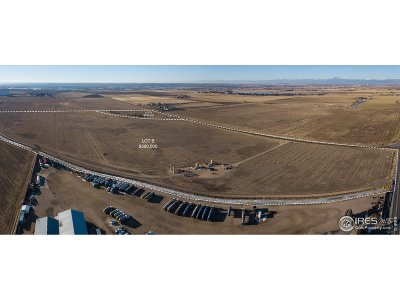 Greeley Residential Lots & Land Active-Backup: Cr 37