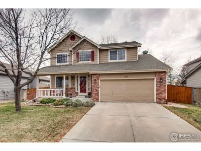 Broomfield Single Family Home For Sale: 1320 Foxtail Dr
