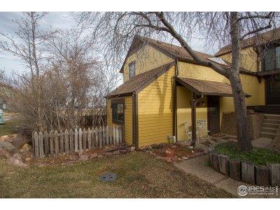 Boulder Condo/Townhouse For Sale: 1840 Telluride Ln