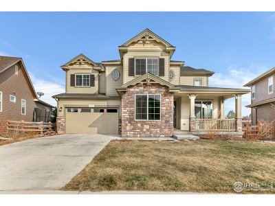 Fort Collins Single Family Home For Sale: 2056 Cutting Horse Dr