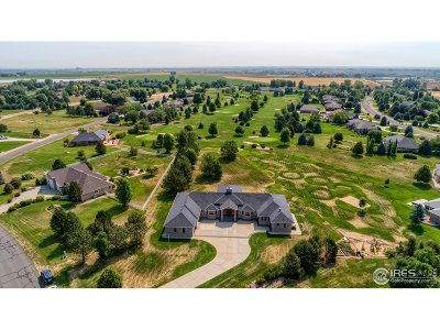 Weld County Single Family Home For Sale: 102 Grand View Cir
