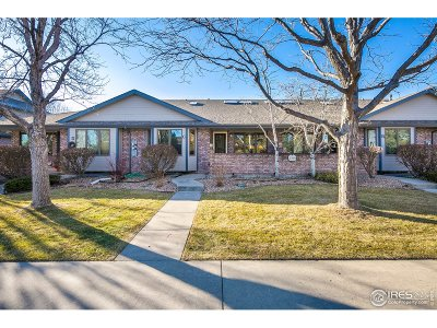 Greeley Condo/Townhouse For Sale: 2259 46th Ave Ct #C