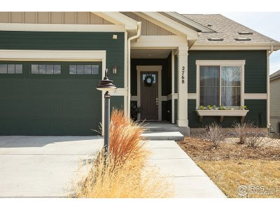 Loveland Single Family Home For Sale: 2768 Cub Lake Dr