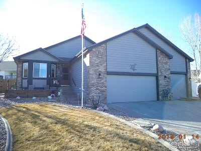 Weld County Single Family Home For Sale: 6829 23rd St