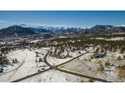 Estes Park Residential Lots & Land For Sale: Lot 12 The Reserve