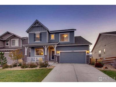 Arvada Single Family Home For Sale: 17070 W 86th Pl