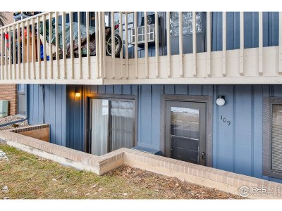 Boulder Condo/Townhouse For Sale: 2800 Kalmia Ave #A109