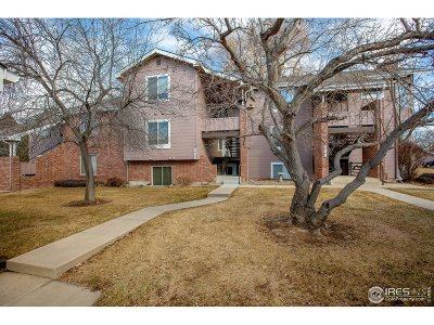 Fort Collins Condo/Townhouse For Sale: 3500 Carlton Ave #15