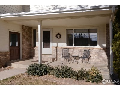 Fort Collins Single Family Home For Sale: 1730 Tanglewood Dr