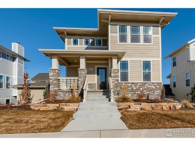 Fort Collins Single Family Home For Sale: 2332 Nancy Gray Ave