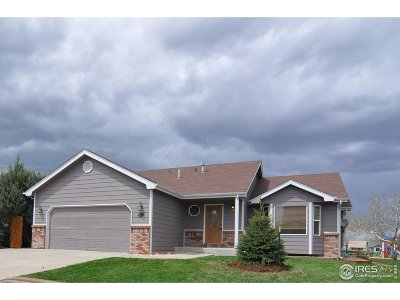 Weld County Single Family Home For Sale: 2225 Nicholas Dr