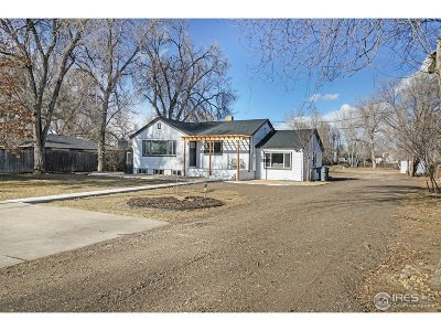 Longmont Single Family Home For Sale: 1816 17th Ave