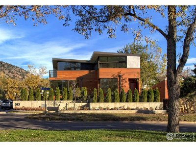Boulder Condo/Townhouse For Sale: 303 Canyon Blvd #A